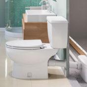 Tout savoir sur le WC sanibroyeur