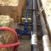 Désinfecter les circuits d'eau