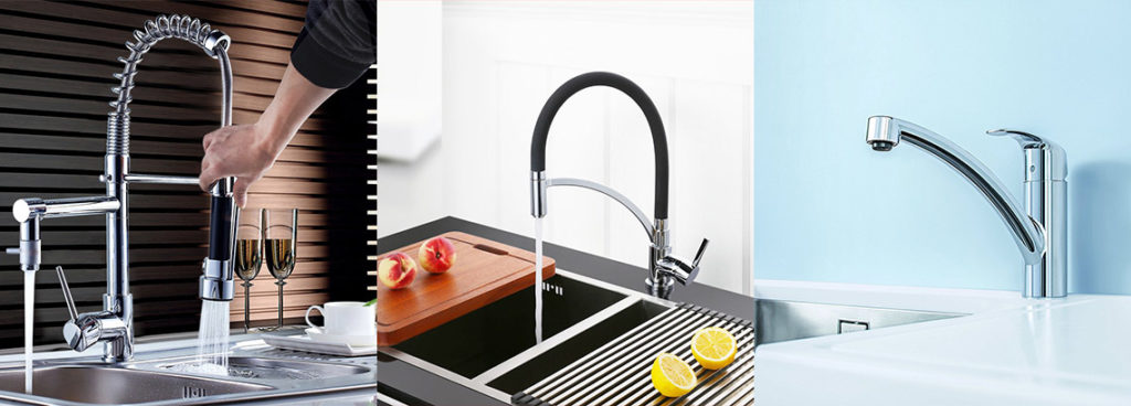 Quel robinet choisir pour sa cuisine ?