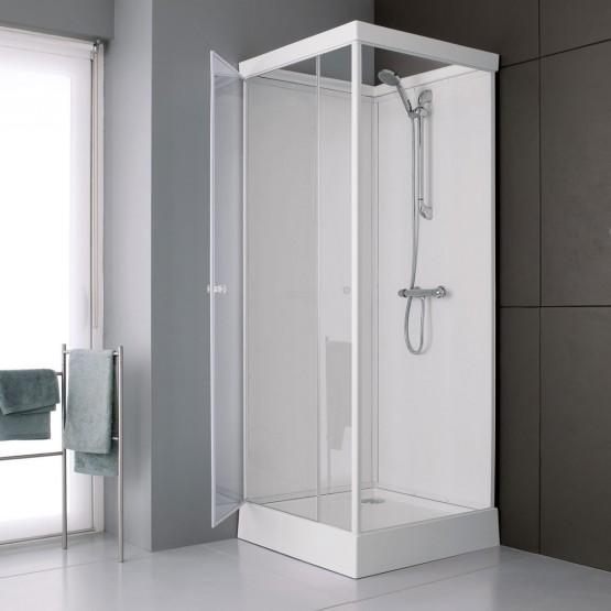 Les types de douche