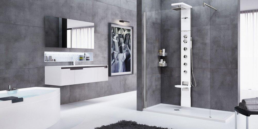 Tous les avantages de remplacer sa baignoire par une douche