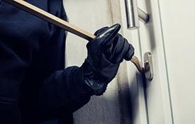 Conseils après vandalisme ou effraction de domicile