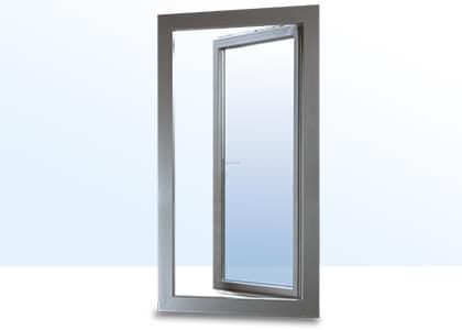 Alu, PVC, acier, verre, bois : le matériau élément majeur de la porte