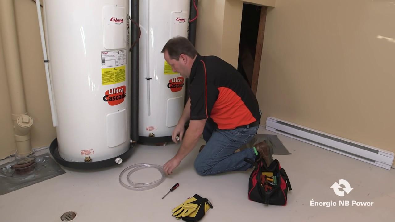 Comment purger un chauffe-eau électrique ?