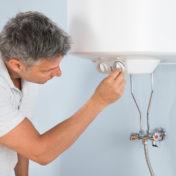 Que faire en cas d'absence d'eau chaude ?