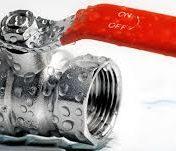entretien robinet et vanne d'arrêt