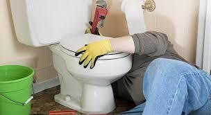 WC en panne