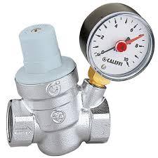 contrôler la pression d'eau